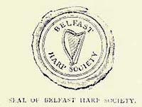 Seal of Belfast Harp Society