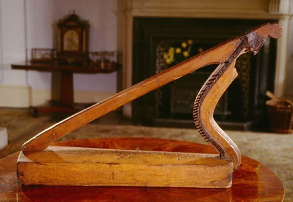 The Clonalis House Harp