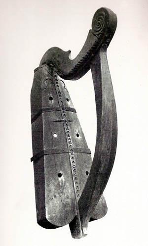 O'Fforgerty Harp