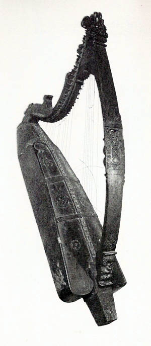 Kildare Harp