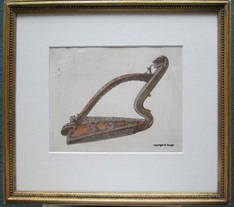The Magenis Harp