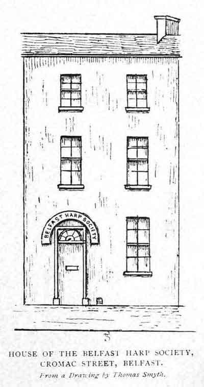 Belfast Harp Society House