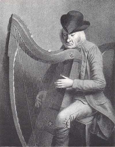 Denis Hempson the Harper