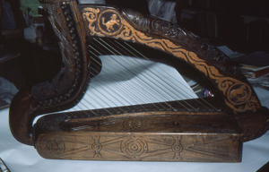 The Poltalloch Harp