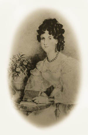 A portrait of Elizabeth Ross